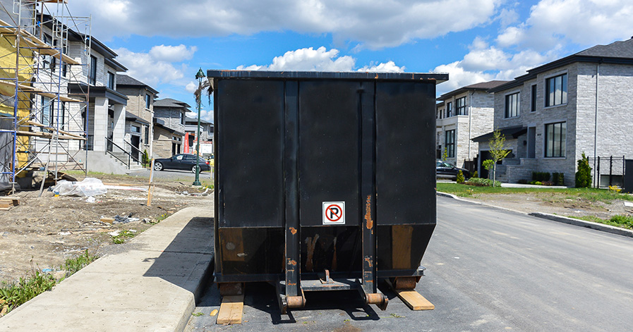 a dumpster for rental